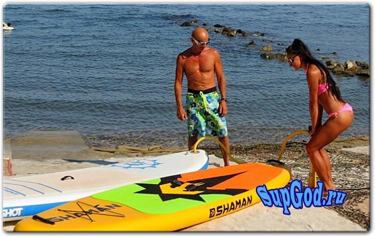 Советы для владельцев надувного SUP Board